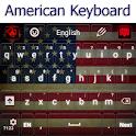 Americano Teclado icon