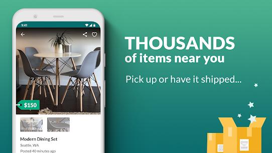 OfferUp: Buy. Sell. Letgo. Mobile marketplace 4