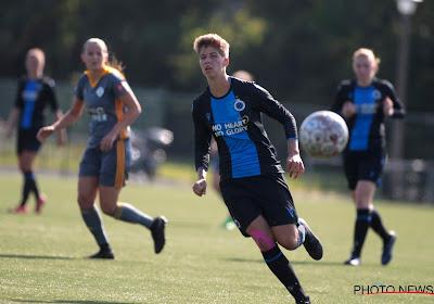 Isabelle Iliano legt haar overstap van KAA Gent Ladies naar Club Brugge uit