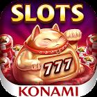 KONAMI Slots - 赌场游戏 icon
