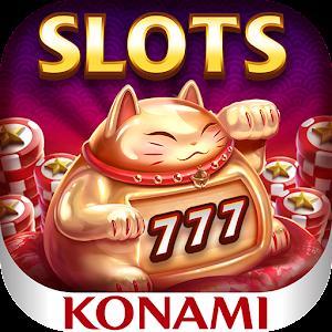my KONAMI Slots - Free Vegas Casino Slot Machines for PC