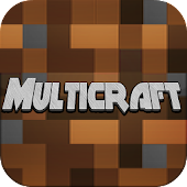 Pro Multicraft Build Game