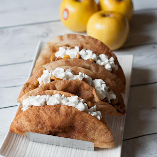 Opal Apple Pie Tacos