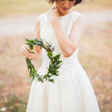 Wedding photographer Alena Savchenko (imagine-all). Photo of 13.10.2015