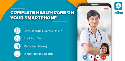 1st Consultation Free! Chat, Video Consultation with Doctors from top hospitals.