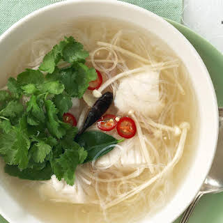Hot and Sour Fish Soup.