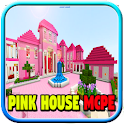 Pink House Princess for Minecraft PE icon