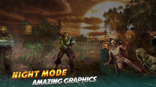 Zombie Butcher: Sniper Shooter Survival Game  captures d'écran 1
