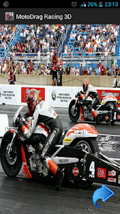 MotoDrag Racing screenshot 3