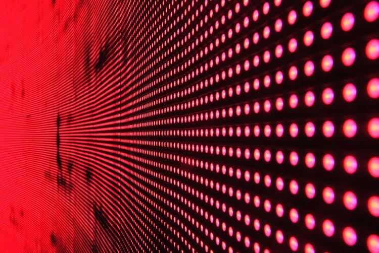 pantallas leds
