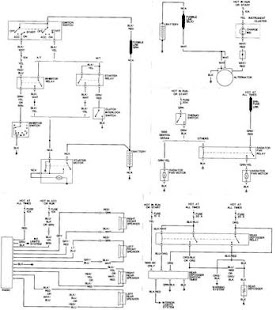 How To Read Electrical Diagrams Symbols Electrical Current