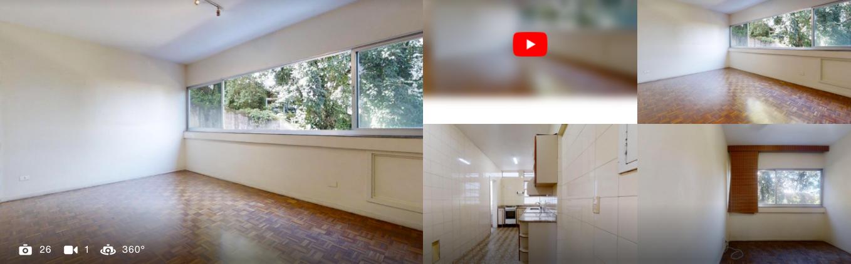 Venda de apartamento na Lagoa (RJ): o imóvel fica na Avenida Epitácio Pessoa