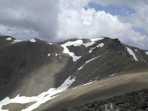 Photo: El Pic de la Fossa del gegant i el Noucreus