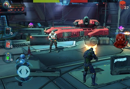 Evolution 2: Battle for Utopia. Shooter & Armas 5