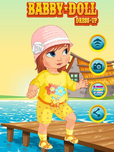 Baby Doll - Dress Up 1.1 screenshots 3