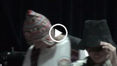 Video: Sensemaya au Collège Choisy de St Barth (Défilé de mode y la Cucaracha)