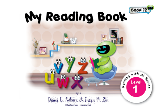 Reading with Al Book12 Level 1