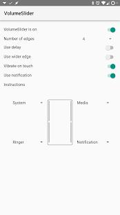VolumeSlider Screenshot