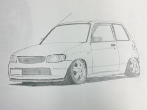 ミラ L700V のカスタム事例画像 TAKOYAKIさんの2018年09月21日17:57の投稿