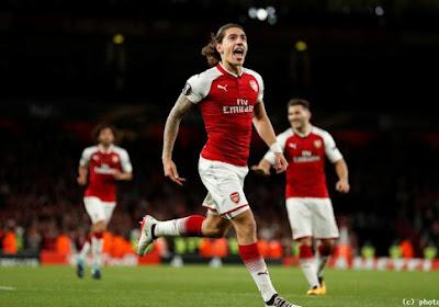 Arsenal biedt Hector Bellerin aan bij Juventus