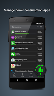 GO Battery Saver &Power Widget- screenshot thumbnail