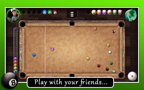 Billiards: 8 Ball — Pool billiards - náhled