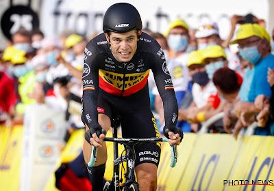 Wout van Aert zwaar teleurgesteld na ontglippen Tour de France-zege