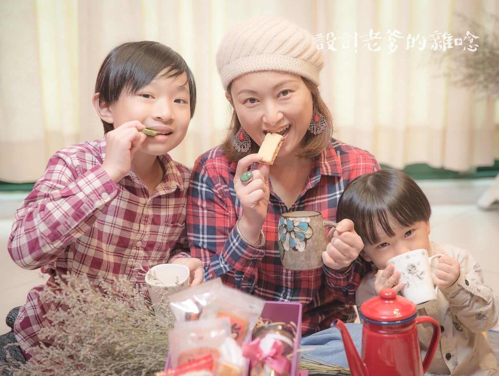 來自中台灣的有溫度手做烘焙...SweetsPURE 比翼雙飛禮盒