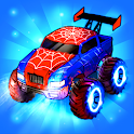 Merge Truck: Monster Truck Evolution Merger game icon