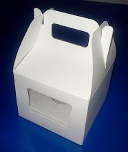 Photo: Embalagem para alimentos para Delivery e/ou Fastfood (cupcakes)