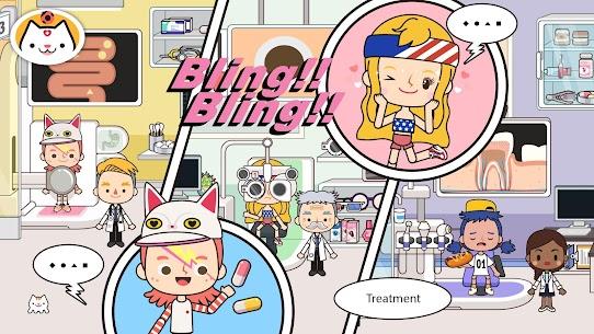 Miga Town: My Hospital MOD (Unlock All Scenes/Characters) 3