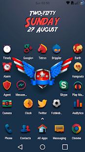 Ergon - Icon Pack - náhled