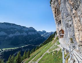 Photo: Bergrestaurant Aescher, Schweiz