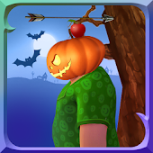 Apple Shooter: Halloween