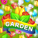 My Home Flower Garden: Puzzle Master icon