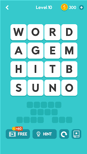WORD TOWER - Brain Training 2.21 screenshots 3