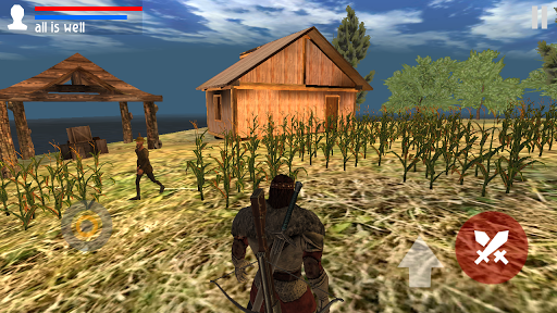 Barbarian. Gothic Old School 3D Action RPG  screenshots 1