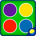 Learning colors for kids Full icon