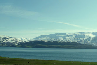 Photo: Many of the mountains were formed during the ice age that ended here about 10,000 years ago.