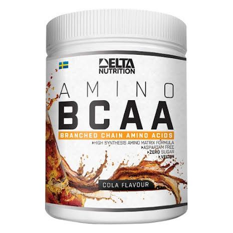 Delta Nutrition BCAA 400g - Cola Flavour