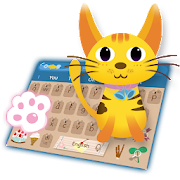 Leopard Cat House Keyboard Theme APK