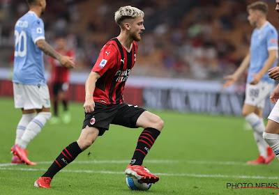 L'AC Milan se fait peur mais s'impose à la Spezia, Saelemaekers à nouveau passeur