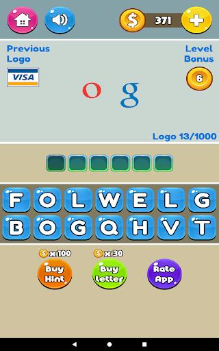 Logo Quiz - Fun Quizzes 3.4 screenshots 9