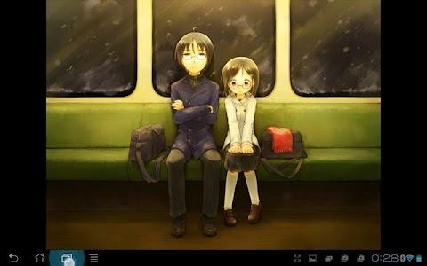 演劇少女は古都鎌倉を雪で潰す【無料ノベルゲーム】 screenshot 14