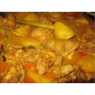 Grasyah's Chicken Curry - Manila Style Curry