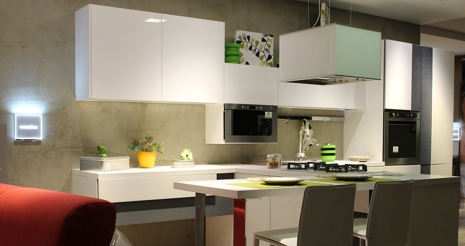Kitchen, Modern Kitchen, Arre, Kitchenette, House