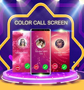 Phone Color Screen - Caller Themes Apps 1 2 16 Hileli APK indir Mod