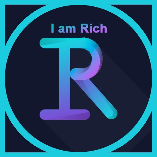 I Am Rich - Easy earn money app
