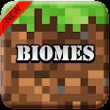 Biomes Minecraft Guide icon