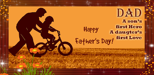 Father's Day Photo Frames app (apk) free download for Android/PC/Windows screenshot